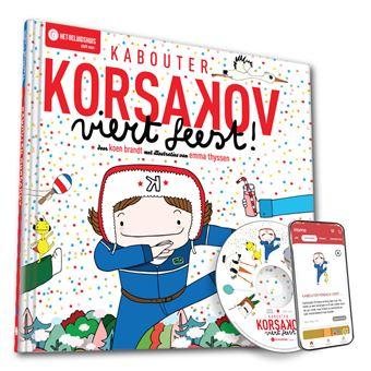 Kabouter KorsakovKabouter Korsakov viert feest!