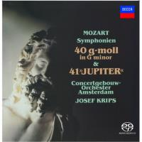 Mozart : Symphonies Nos.40 and 41