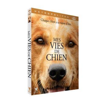 Mes vies de chien DVD
