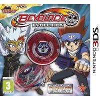 Beyblade: Evolution - Toy Bundle Pack