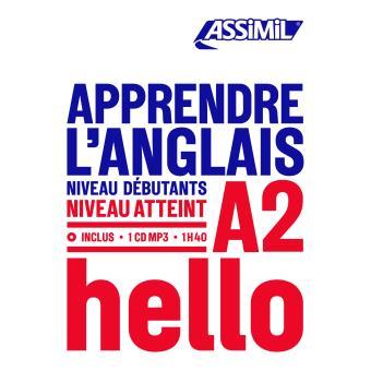 Apprendre l'anglais A1-A2