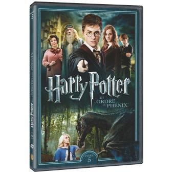 Harry PotterHarry Potter et l'Ordre du Phénix DVD