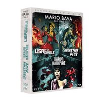 Coffret Mario Bava Volume 2 Blu-ray