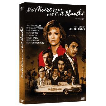 Série Noire pour Nuit Blanche DVD