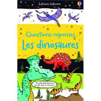 Questions-réponses - Les dinosaures