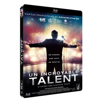 Un incroyable talent Blu-ray