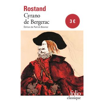 cyrano de bergerac poche edmond rostand achat livre fnac. Black Bedroom Furniture Sets. Home Design Ideas
