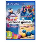 Best of Arcade Games Compilation 4 jeux pour PS Vita