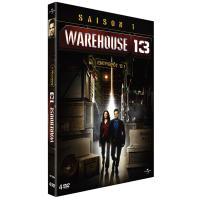Warehouse 13 - Coffret intégral de la Saison 1