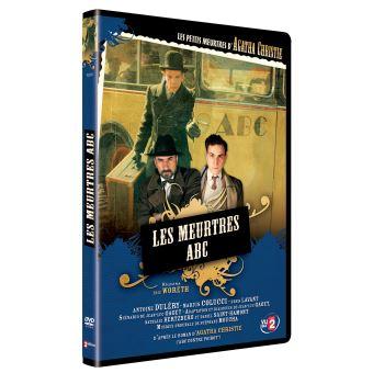 Les petits meurtres d'Agatha ChristieLes petits meurtres d'Agatha Christie Les meurtres ABC DVD