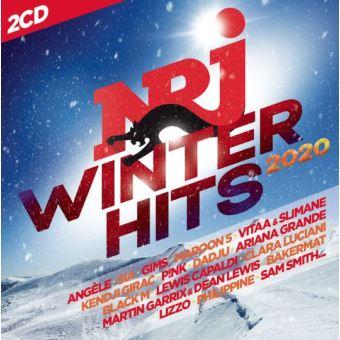NRJ Winter Hits 2020 Coffret