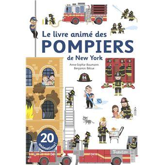 Les pompiers de New York - Mini Anim'Action