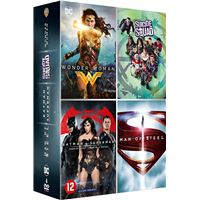 Coffret DC Comics DVD