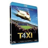 Taxi 4 Blu-ray