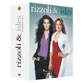 Rizzoli et IslesRizzoli et Isles Saisons 1 à 6  Coffret DVD