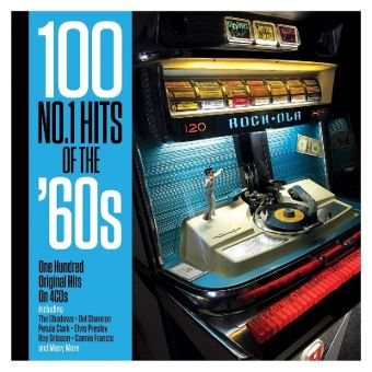 100 NO.1 HITS OF THE 60 S/4CD