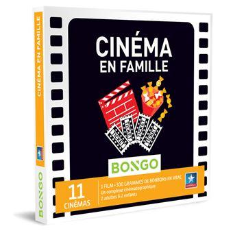 Bongo Cinéma en Famille