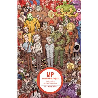 Manhattan ProjectsThe Manhattan Projects