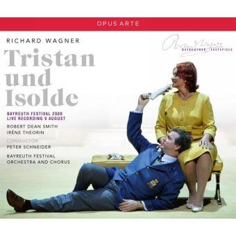 TRISTAN   ISOLDE/4CD