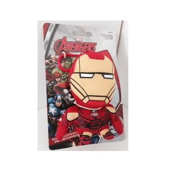 "Marvel Avengers 9/"" PELUCHE PARLANTE IRON MAN INFINITY Wars Endgame-NOUVEAU!"