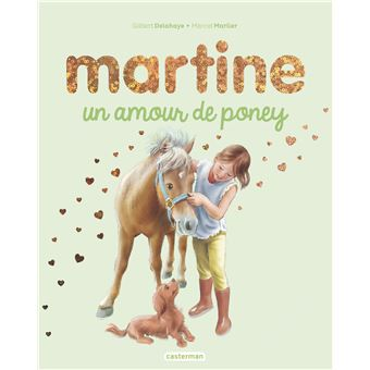 MartineUn amour de poney