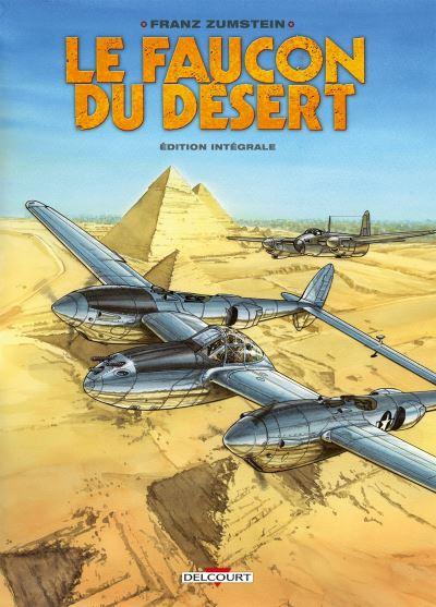 Faucon du désert - Intégrale