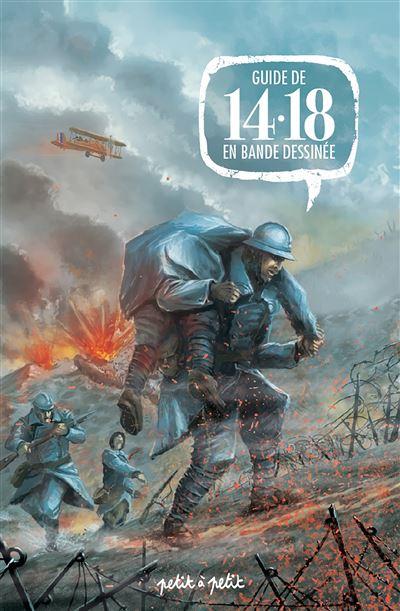 Guide de 14-18 en BD