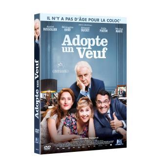 Adopte un veuf DVD
