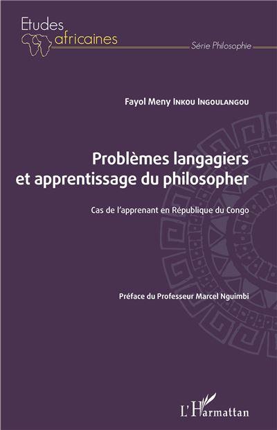 Problèmes langagiers et apprentissage du philosopher