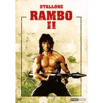 RamboRambo II DVD