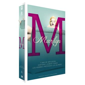 Coffret Marilyn Monroe 3 Films DVD