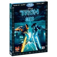 TRON : L'Héritage - Blu-Ray - Versions 2D et 3D