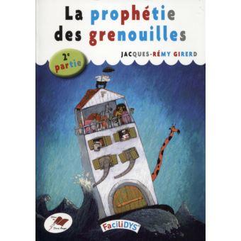 La prophétie des grenouillesLa prophetie des grenouilles,2