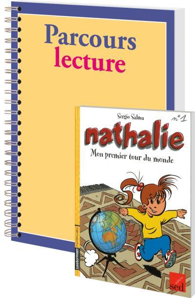 Nathalie - Mon 1er Tour Du Monde - 30 Livres + Fichier