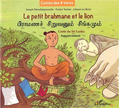 Petit Brahmane et le lion
