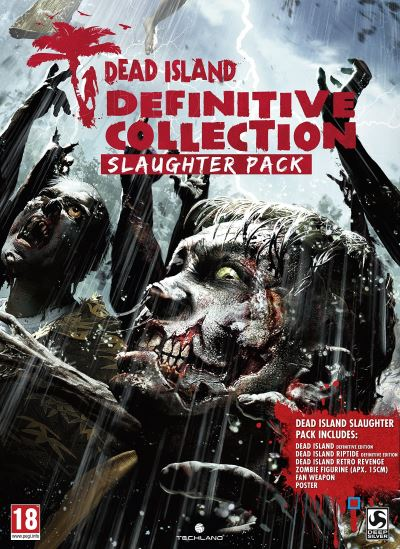 Dead Island Definitive Collection Slaughter Pack PS4