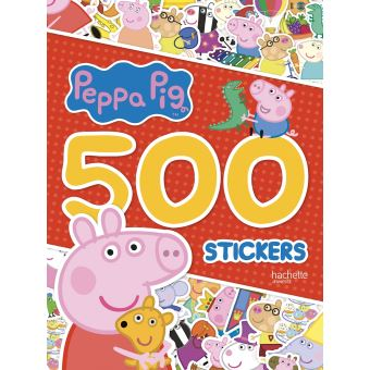 Peppa Pig500 stickers