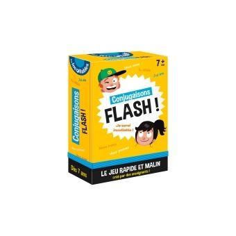 Les incollablesLes incollables - Jeu de conjugaisons Flash !