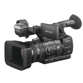 Caméscope Sony HXR-NX5R Noir WiFi et NFC