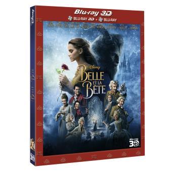 La belle et la bêteLa Belle et la Bête Blu-ray 2D+3D