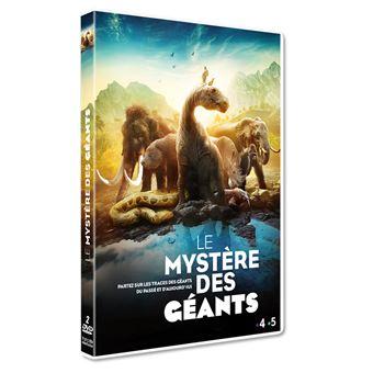 Le Mystère des géants DVD