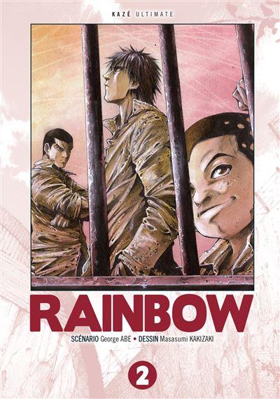 Rainbow - Tome 02 : Rainbow Ultimate