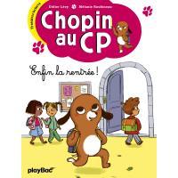 Chopin au CP - Enfin la rentrée !