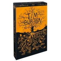 Coffret 20 Films Tim Burton Blu-ray