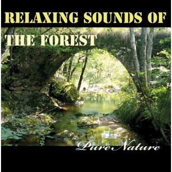 Relaxing sounds of the forest/pure nature