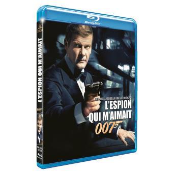 James BondL'espion qui m'aimait Blu-ray