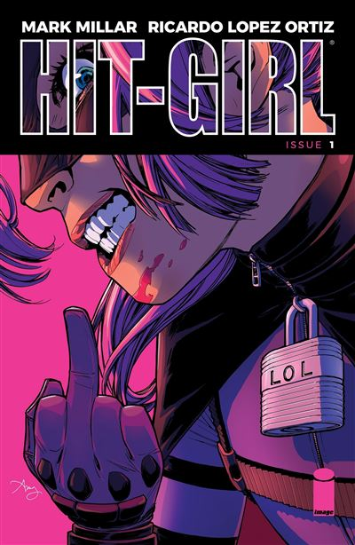 Hit Girl en Colombie