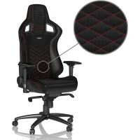 Chaise Gaming Noblechairs Epic Noir/Rouge