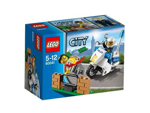 LEGO® City 60041 La poursuite du bandit