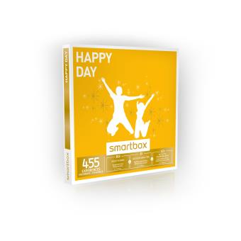 Coffret cadeau Smartbox Happy day